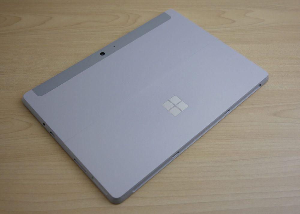 Surface Goを後ろから