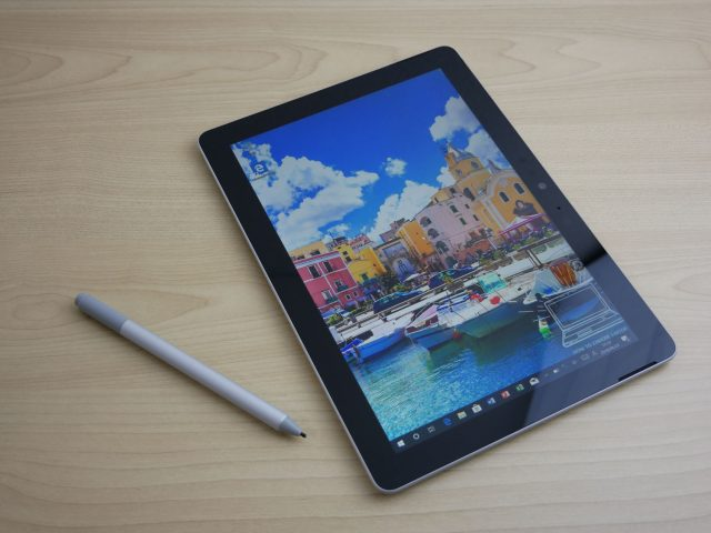 Surface GoとSurfaceペン