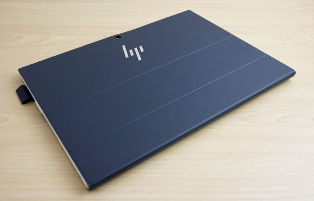 HP ENVY 12 x2とキーボードドッグ