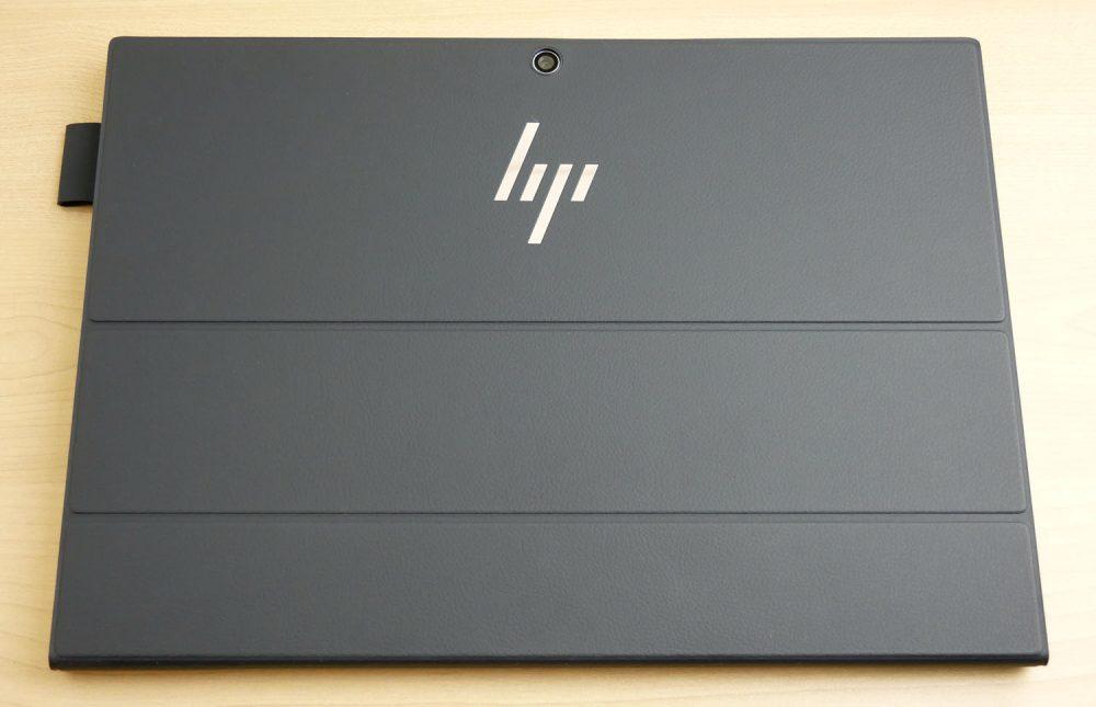 HP ENVY 12 x2 キーボードドッグで包んだ状態