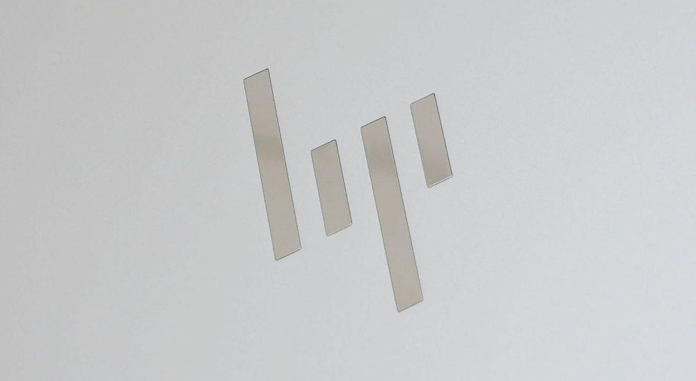 タブレットのHPロゴ