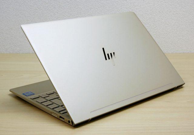 HP ENVY 13の外観