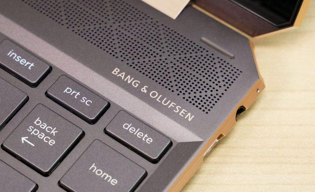 Bang & Olufsenのクアッドスピーカー