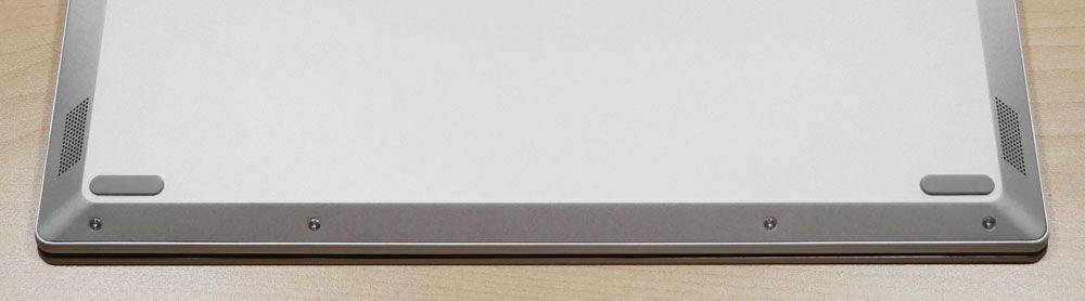 レノボ IdeaPad S530のスピーカー