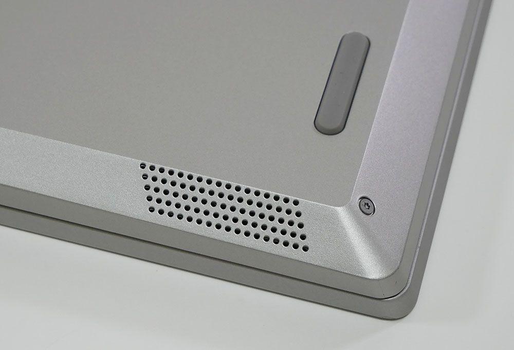 レノボ IdeaPad C340 (15)のスピーカー