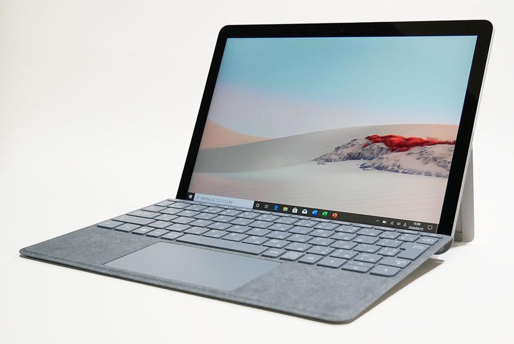 マイクロソフト Surface Go 2の外観 見映え