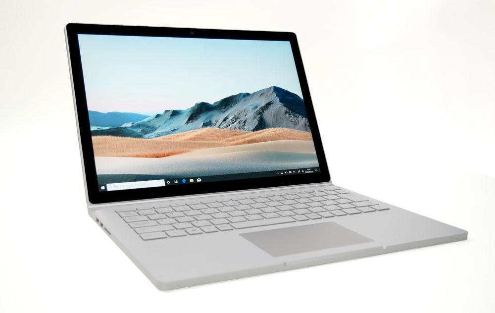 マイクロソフト Surface Book 3の外観 見映え