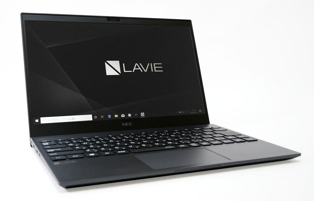 NEC LAVIE Pro Mobileの外観 見映え