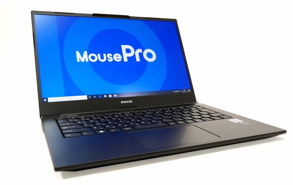 マウスコンピューター MousePro NB4シリーズの外観 見映え