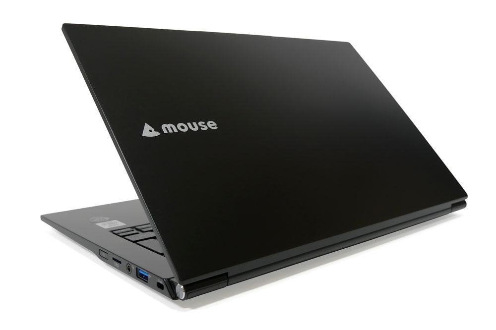 MousePro NB4シリーズの外観 天板側から斜め上