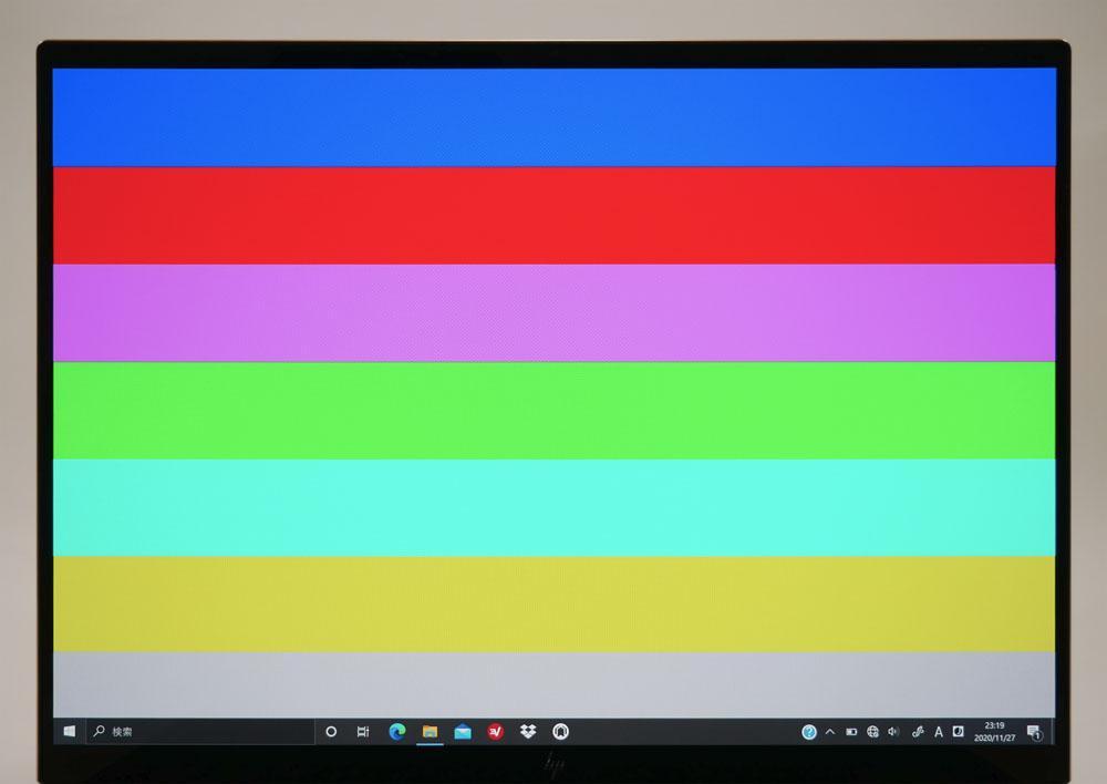 HP Spectre x360 14のOLEDディスプレイ