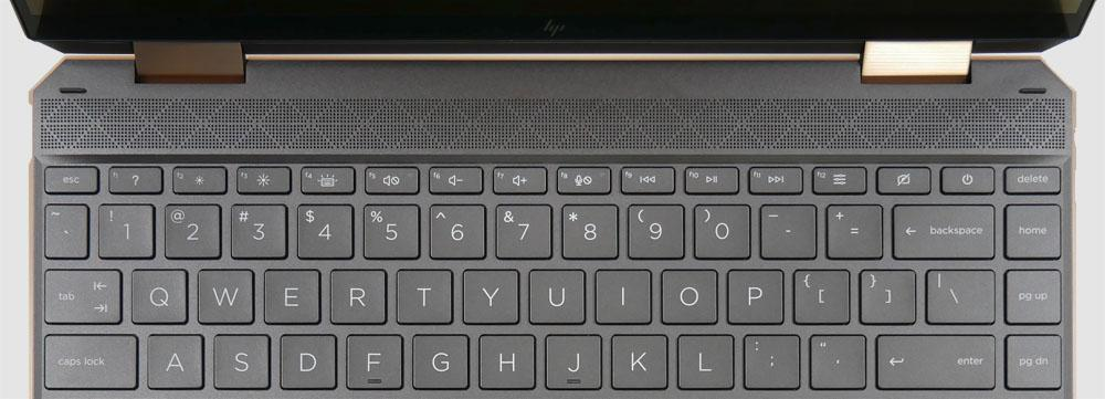 HP Spectre x360 14のスピーカー