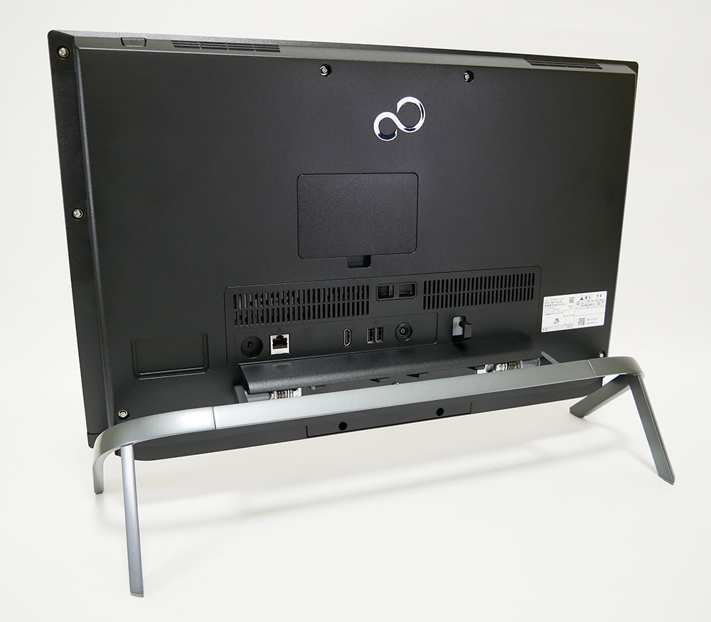 Appearance of ESPRIMO WF-G / E3 Diagonally above from the top plate side