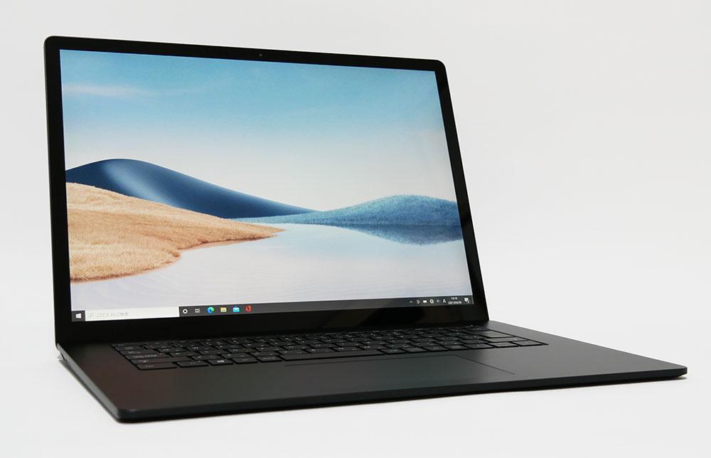 マイクロソフト Surface Laptop 4の外観
