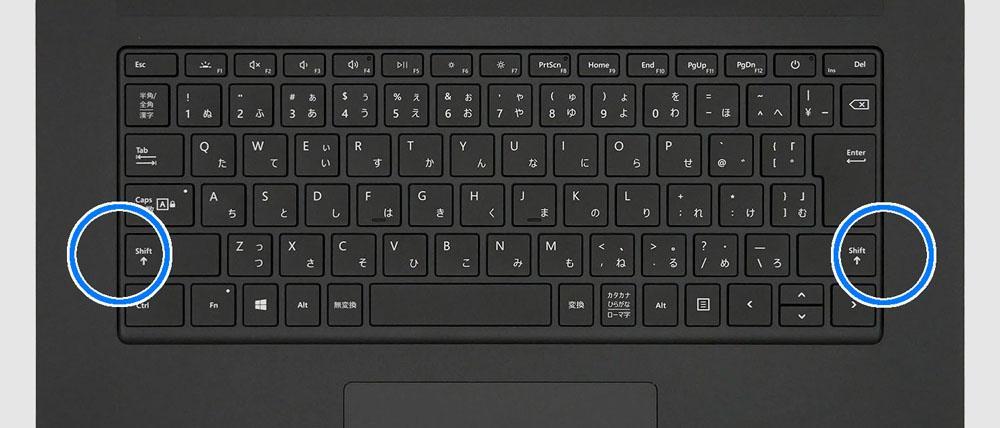 マイクロソフト Surface Laptop 4のスピーカー