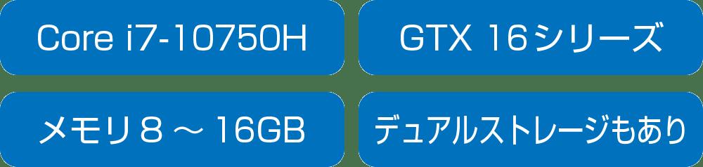 デル Dell G3 15 (3500)のスペック