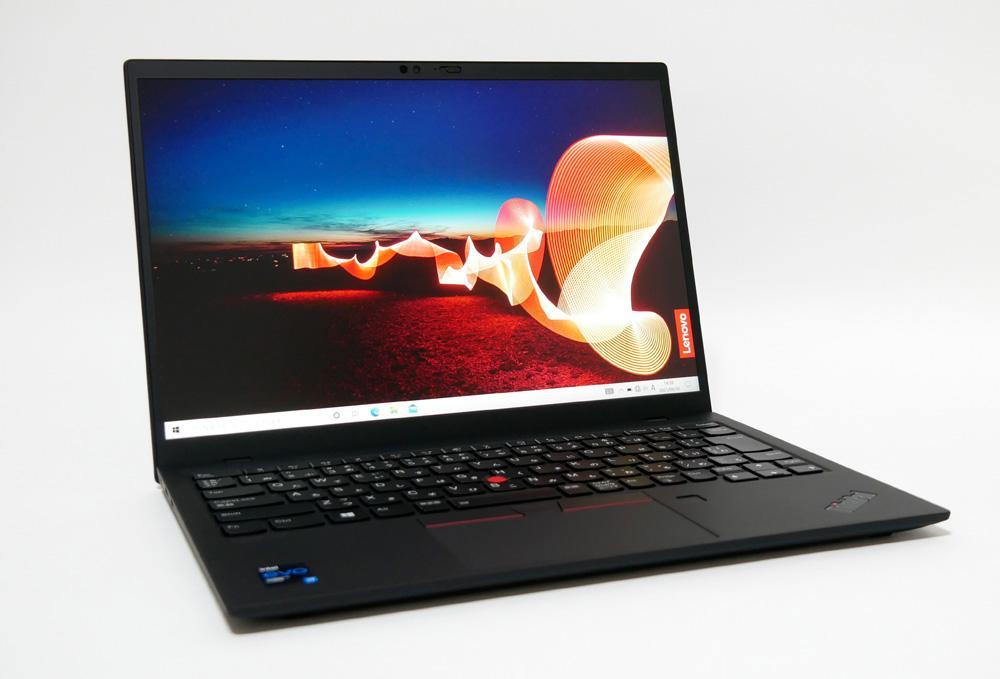 レノボ ThinkPad X1 Nanoの外観 見映え